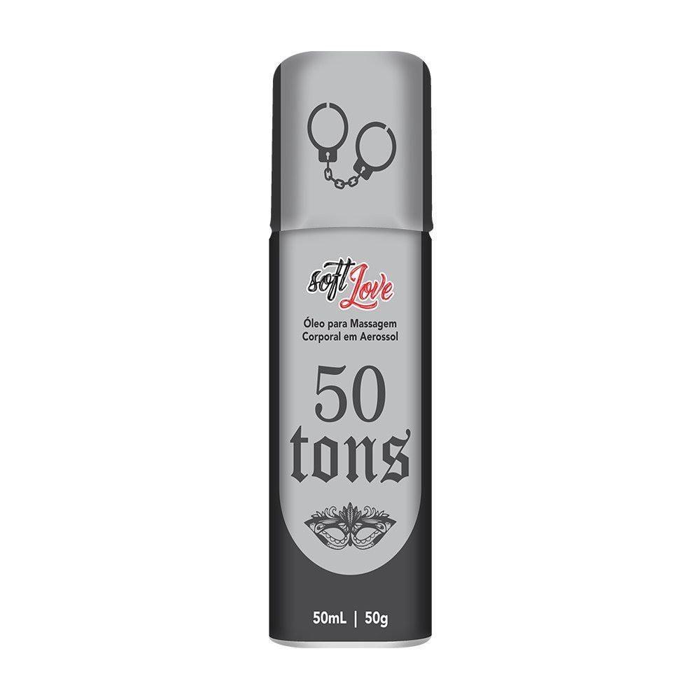 50 TONS SPRAY FUNCIONAL AEROSSOL 50ML