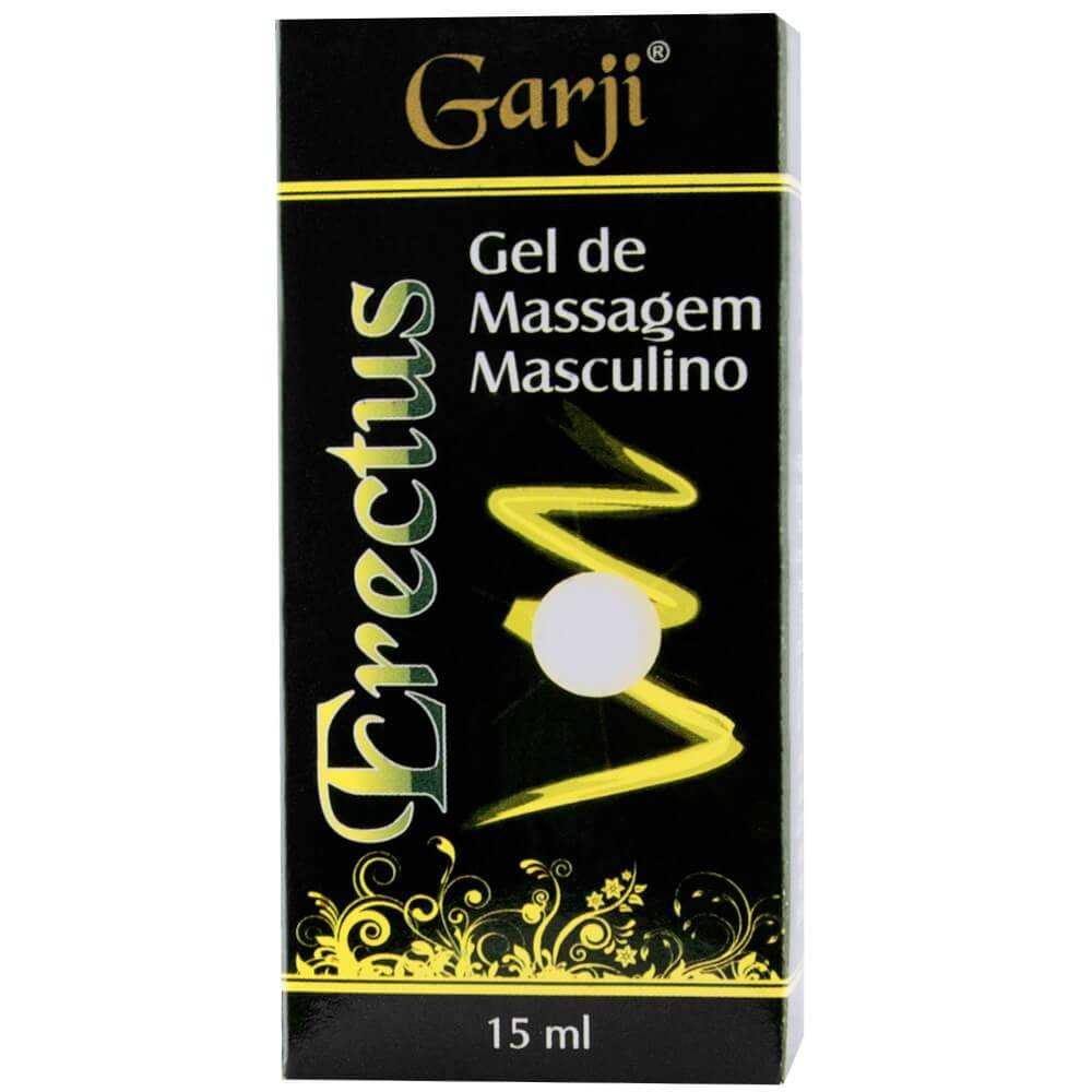 ERECTUS BISNAGA GEL EXCITANTE MASCULINO 15ML