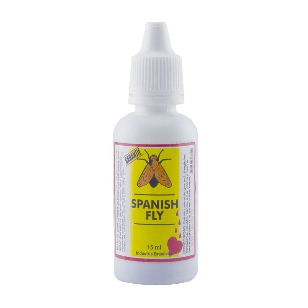 SPANISH FLY ESTIMULANTE SEXUAL UNISSEX 15ML K-LAB