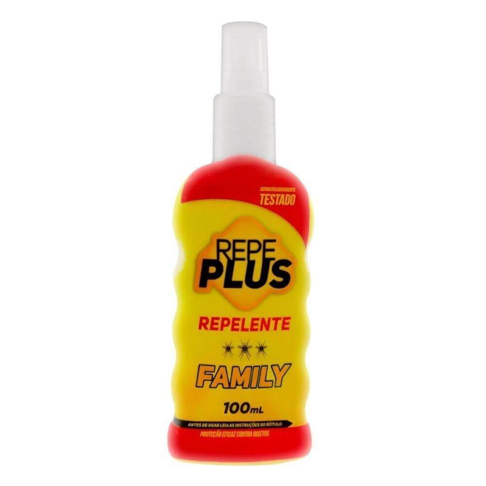 REPELENTE REPE PLUS SPRAY FAMILY 100ML