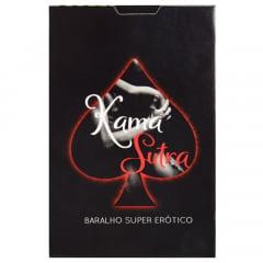 BARALHO KAMA SUTRA SUPER ERÓTICO 55 CARTAS COPAG