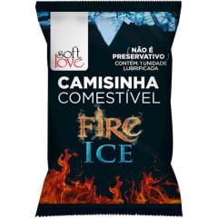 CAMISINHA FIRE ICE SOLÚVEL FUNCIONAL