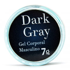 DARK GRAY SUPER EXCITANTE MASCULINO 7GR GARJI