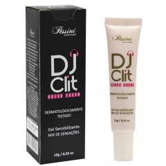 DJ CLIT DEIXE TOCAR EXCITANTE FEMININO 15G PESSINI
