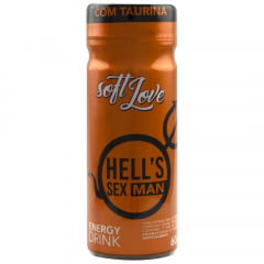 HELL'S SEX MAN ENERGETICO 60ML