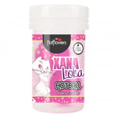 HOT BALL BOLINHA XANA LOKA DUPLA 3G HOT FLOWERS