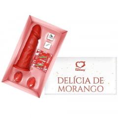 KIT DELÍCIA DE MORANGO SEXY FANTASY
