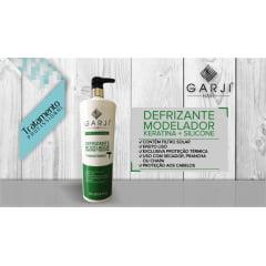 DEFRIZANTE MODELADOR TERMOATIVO PROFISSIONAL 1LITRO  - GARJI HAIR