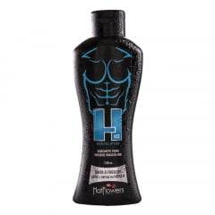 H ICE SABONETE HIGIENE MASCULINO 130ML HOT FLOWERS
