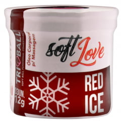 SOFT BALL TRIBALL RED ICE 3 UNIDADES SOFT LOVE