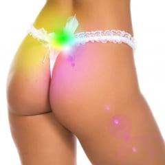 FIO DENTAL LED PISCA PISCA (REBOLA PRO PAI) PIMENTA SEXY